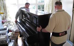 mudanzas con pianos