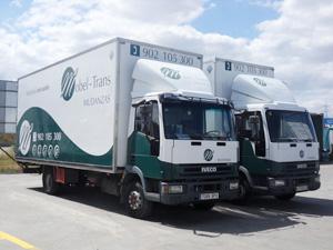 Alquiler de camiones legan s fuenlabrada m stoles - Mudanzas en leganes ...