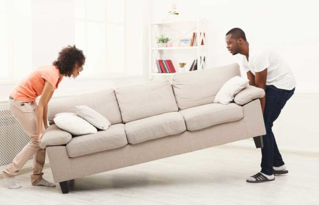 recomendaciones para transportar sofa