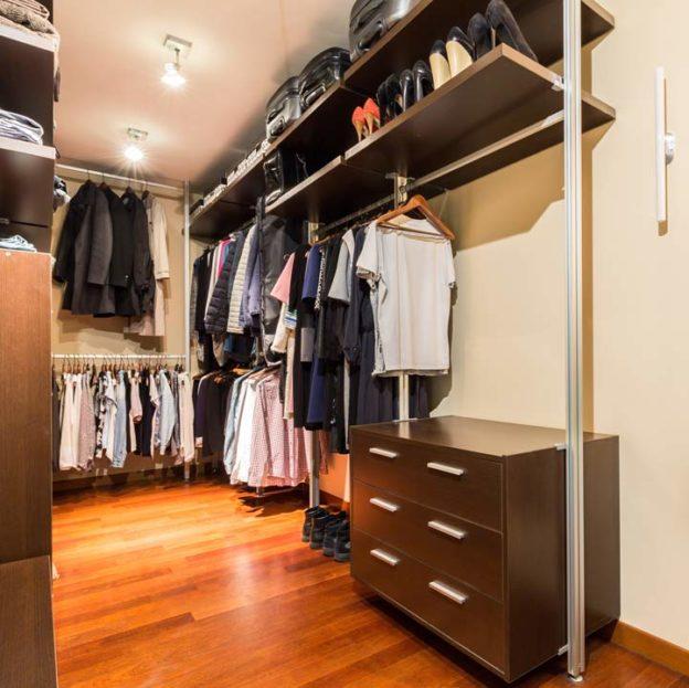organizar armarios pequeños
